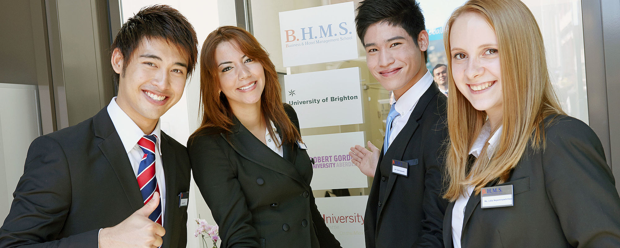 BHMS Business & Hotel Management School Lucerne